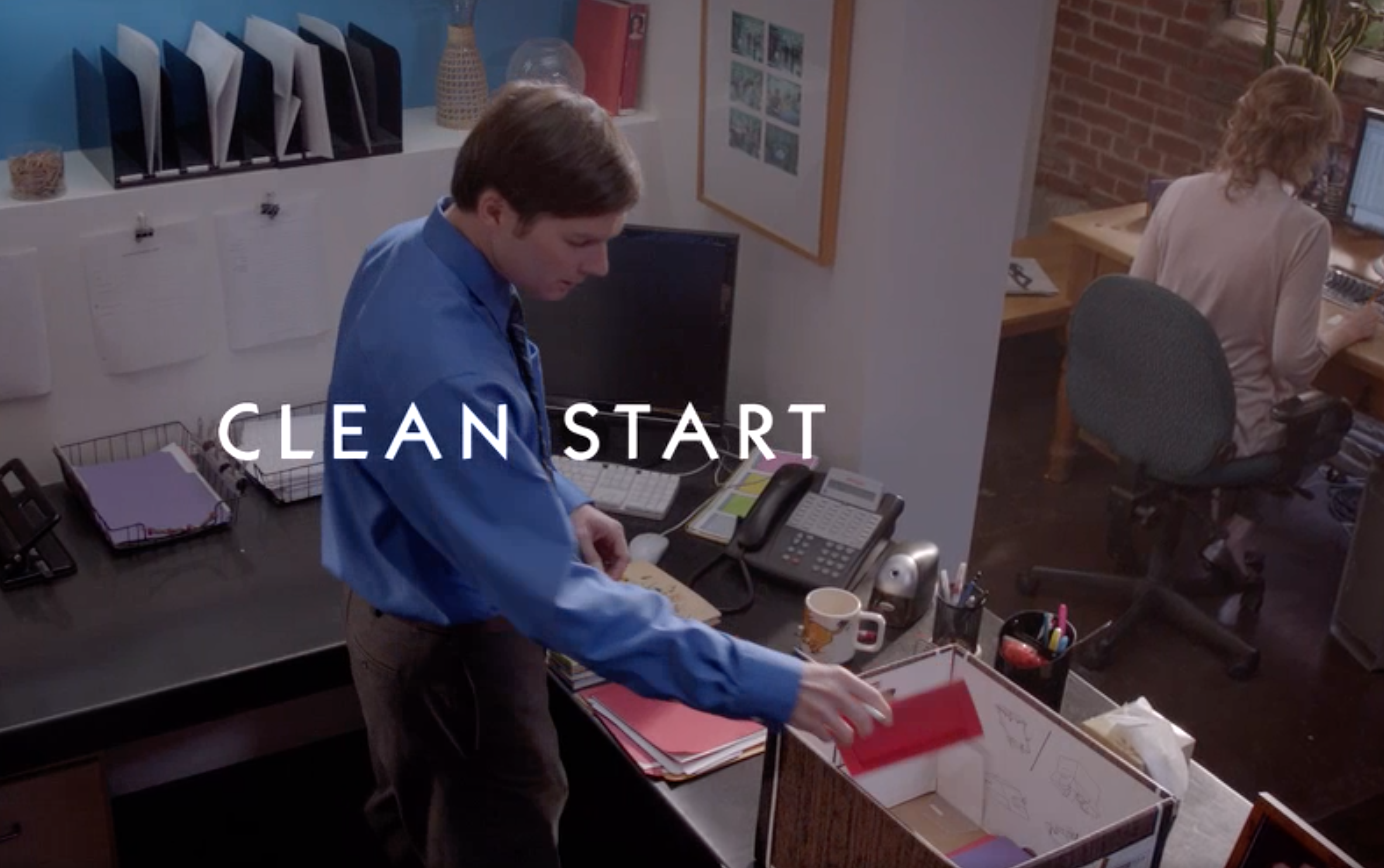 CleanStart Branded Content