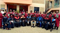 JCF-SOM Graduation Class