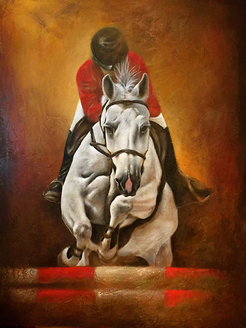 Equestrian II