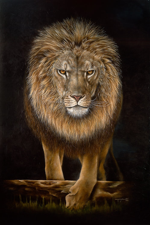 Soul of the Lion