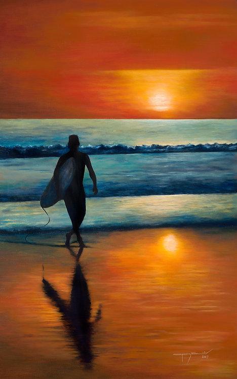 Surf & Sunset
