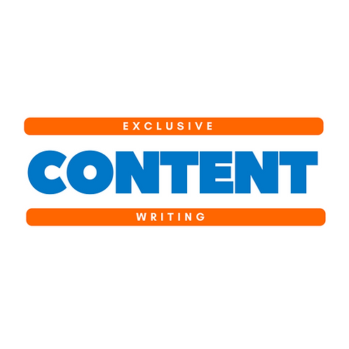 Content Writing & Content Marketing