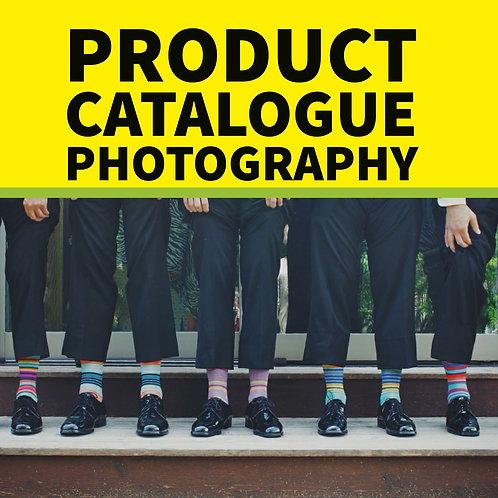 Product Catalog Photography