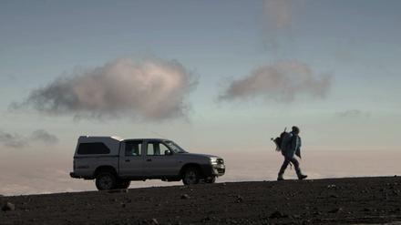 Der Gratwanderer Ein Dokumantarfilm-Portrait des Extrem-Bergsteigers Hans Saler