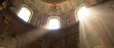 Kloster Ettal - Klausur und Internat
