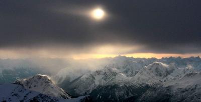 Gipfelwetter - Die höchsten Wetterstationen Deutschlands
