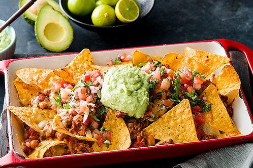 Stel zelf JOUW nacho-box samen!