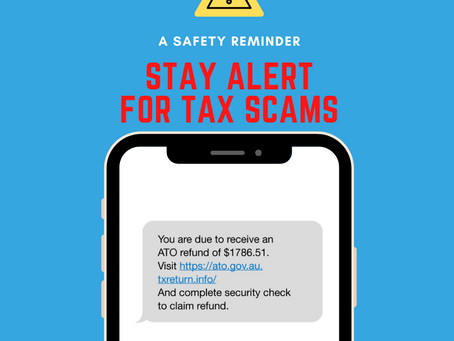 ATO warns of new tax scam