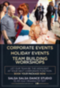 Corporate Events Brochure