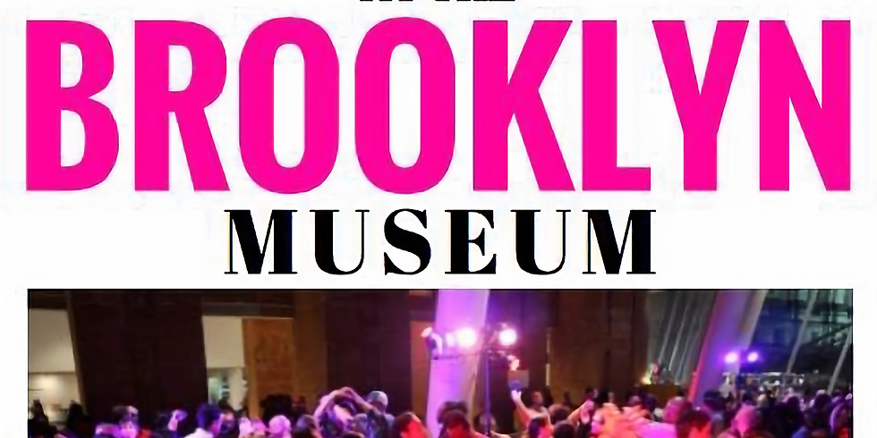 Brooklyn Museum Salsa Party 10/11/18
