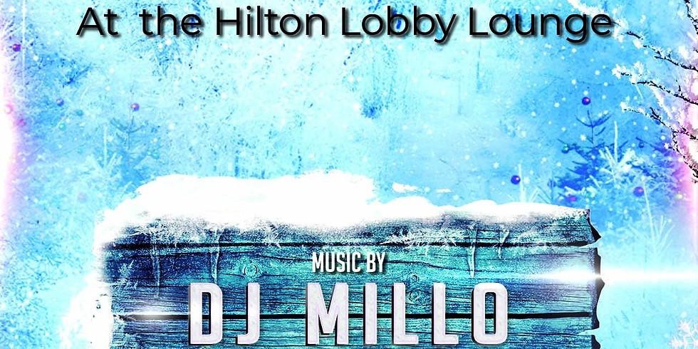 Latin night @ the Hilton 1/18/20