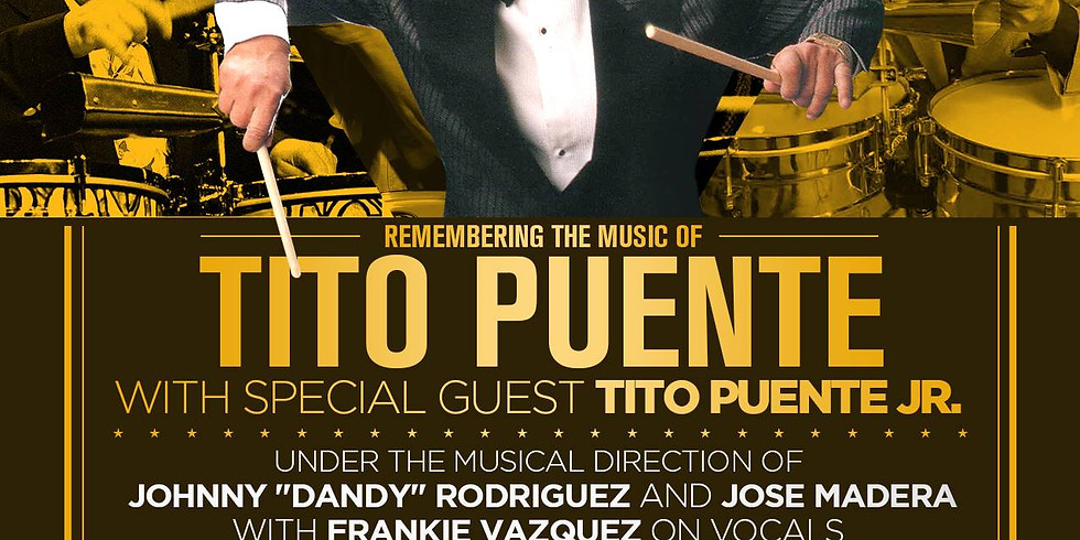**CANCELLED** Brooklyn Salsa Gala w/ Tito Puente Jr, Tribute to Tito Puente