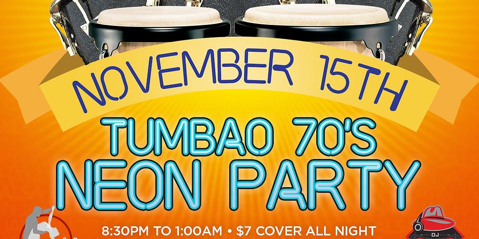Tumbao @ Yayo's Neon Party 11/15/18
