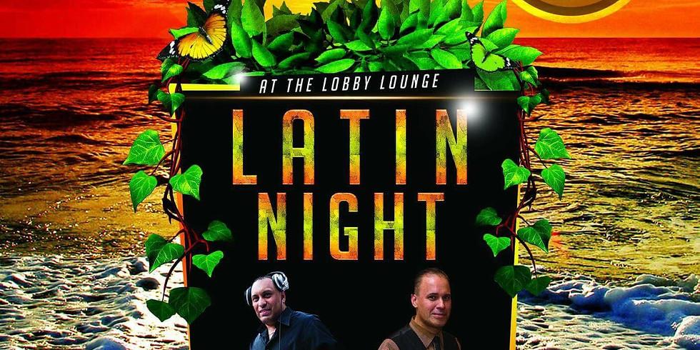 Latin Night at The Hilton 6/23/18