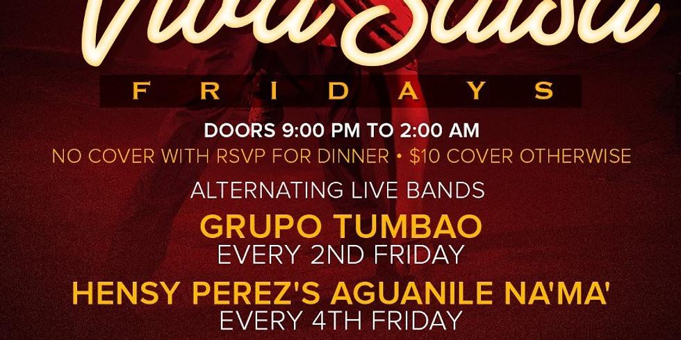 Viva Salsa Fridays 12/28/18