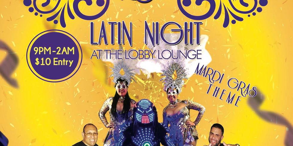 Latin Night at The Hilton 3/23/19
