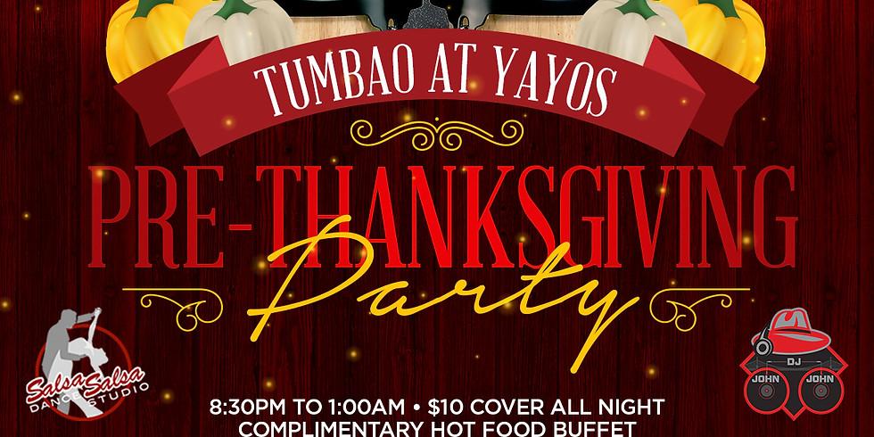 Pre Thanksgiving @ Yayo's 11/21/18