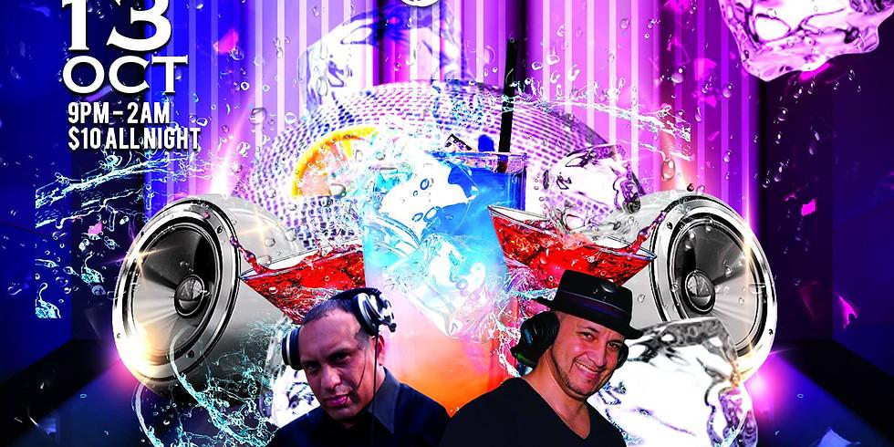 Latin Night at The Hilton 10/13/18