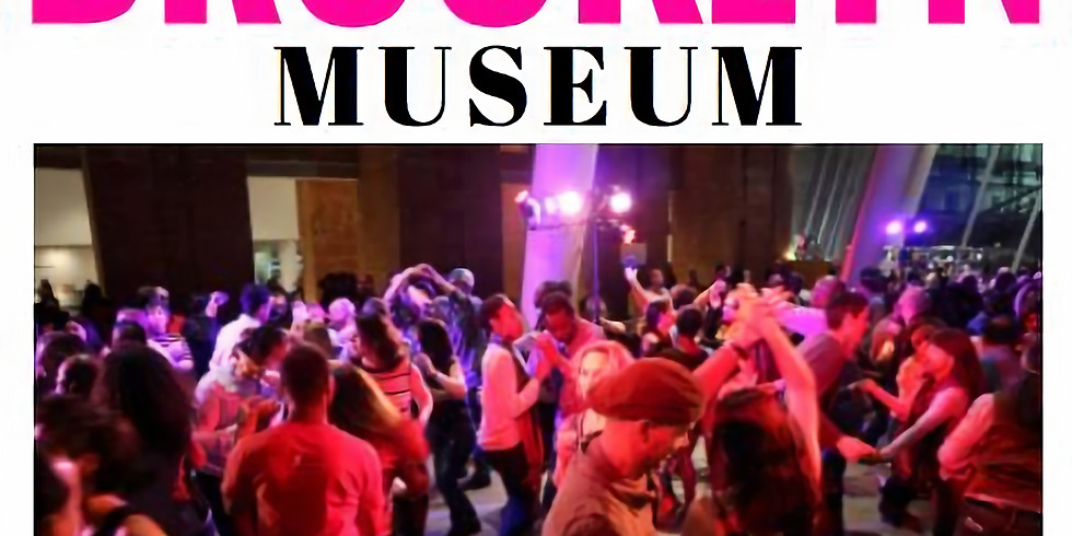 Brooklyn Museum Salsa Party