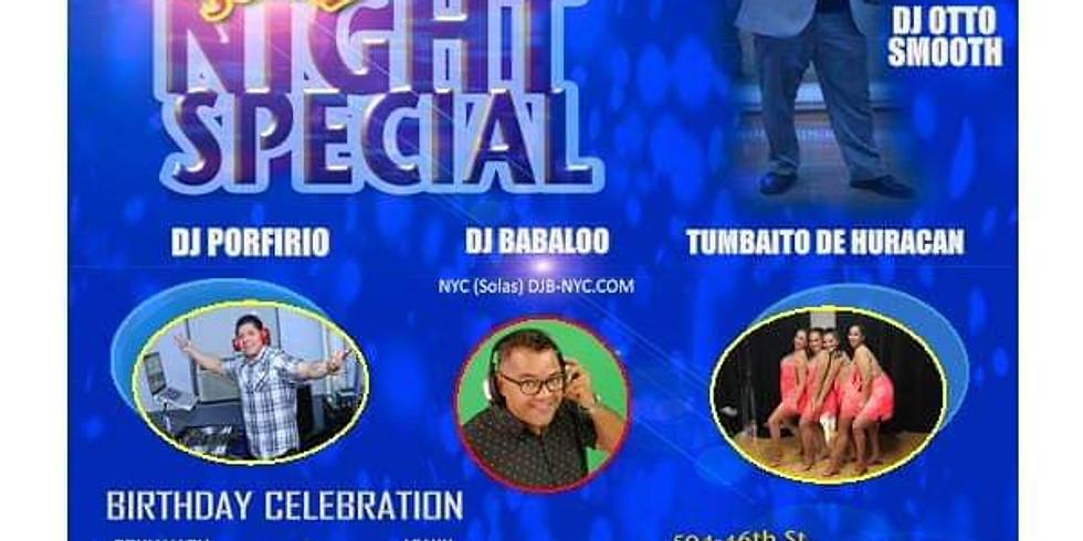 Salsa Social at La Salsa De Hoy 3/22/19