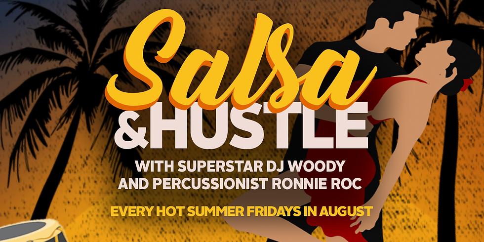 Dekalb Market Salsa Nights 8/23/19