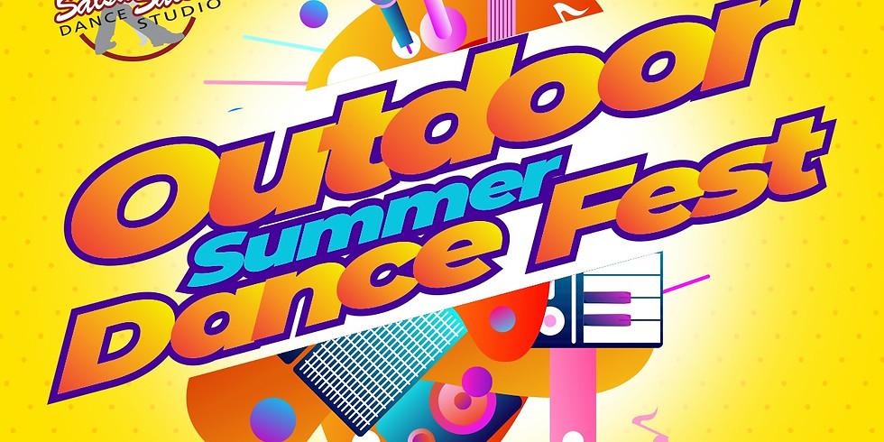 Outdoor Summer Dance Fest