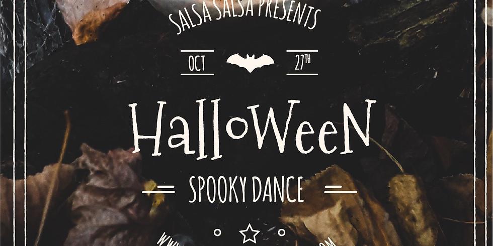 Halloween Social @ Cherrytree