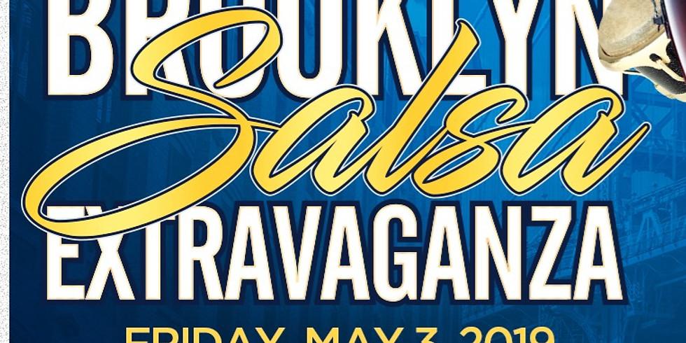 Brooklyn Salsa Extravaganza -  ONLINE SALES ARE OVER. BUY TICKETS AT THE DOOR