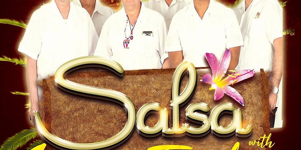 Salsa with Grupo Tumbao 6/22/18
