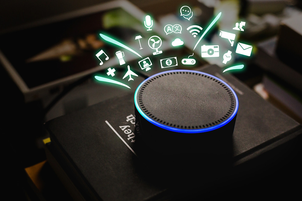 Smart home assistant device, virtual assistant, artificial intelligence