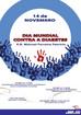 Comemoração do Dia Internacional Contra a Diabetes