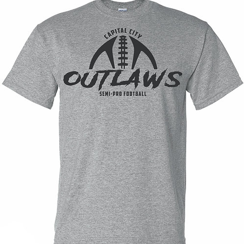 2018 Capital City Outlaws T-Shirt