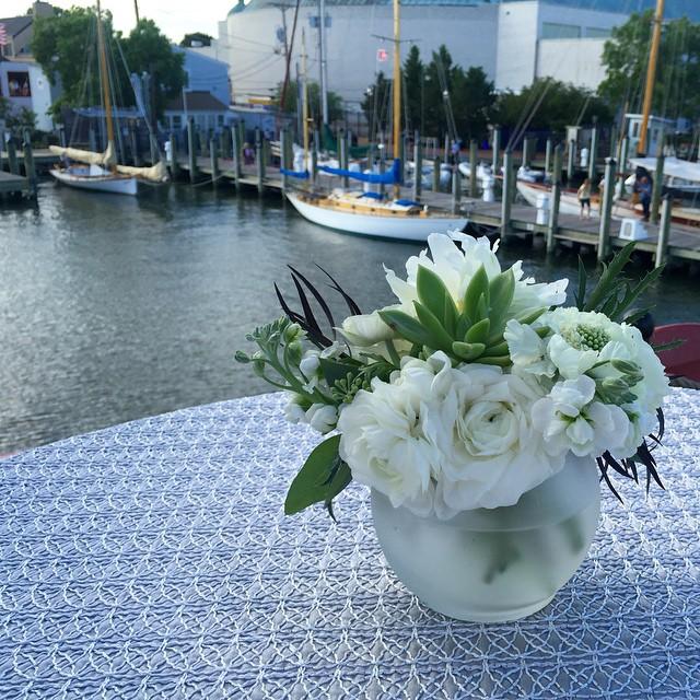 #nautical  #weddingflowers  #white #summer #philadelphiaweddings #newjerseyweddings  #weddingplanner