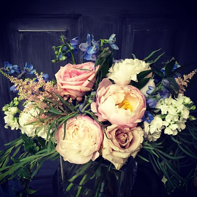 Bouquet of the day! #pretty #love #pretty#instaflowers #peony#instaflowers #inspiration #bouquet #pr