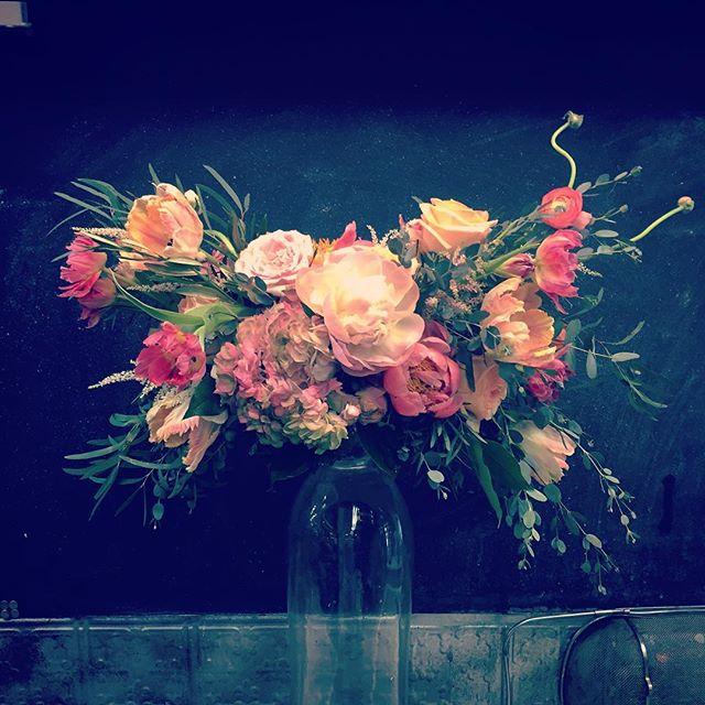 _ #peonies #delawarewedding #phillyweddings #flowersmaketheday #flourishdesignsunlimited #weddingins