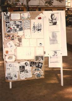 Arte Postal na Barão