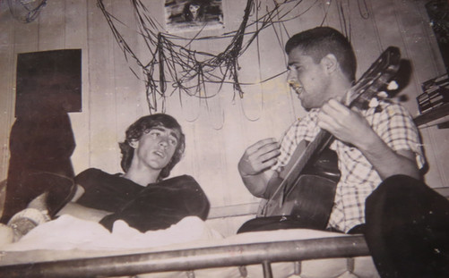 Luís Teixeira e Samuel Cardeal
