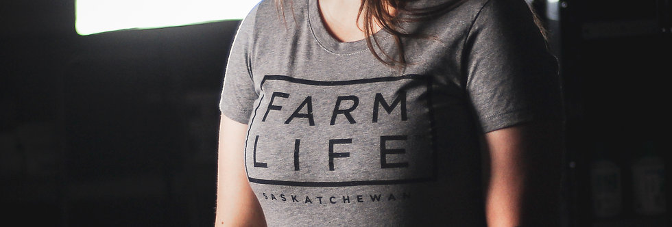 Farm Life Box Logo 2.0 - Ladies