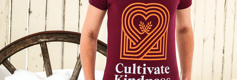 Cultivate Kindness - Tri-Cranberry Ladies