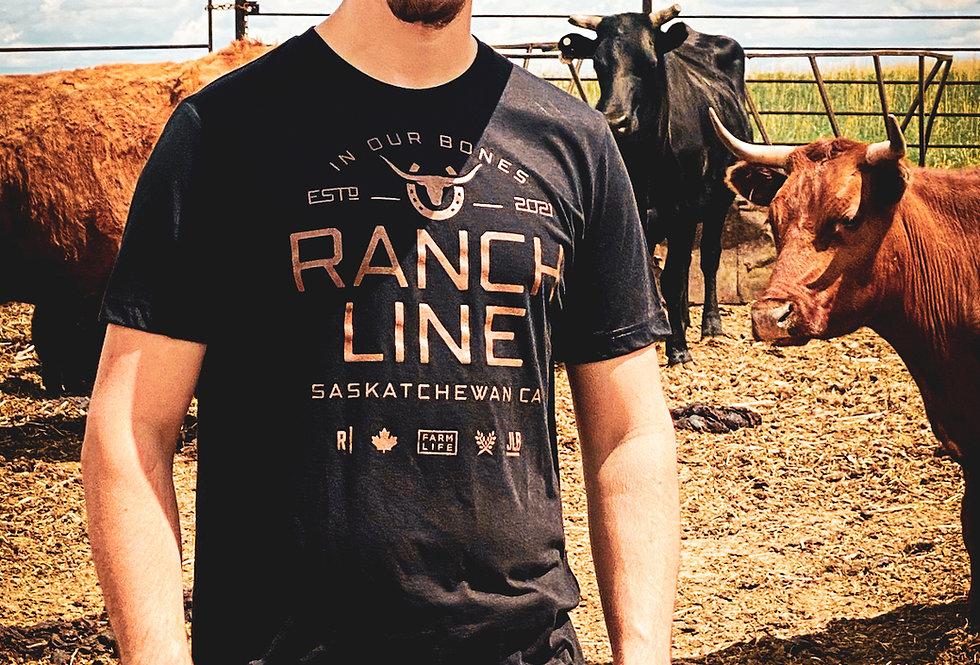R  Ranch Line Original Tee