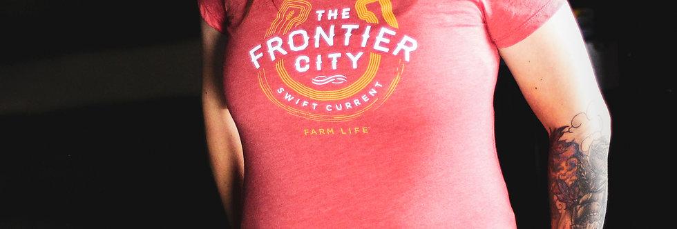 The Frontier City - Ladies
