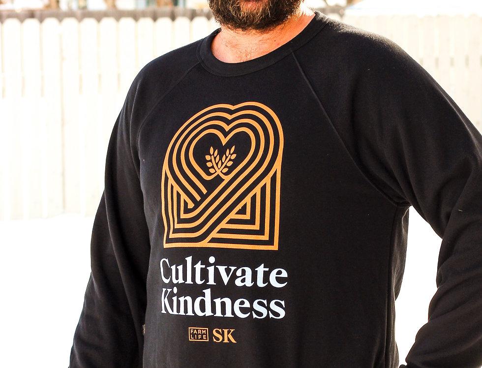 Cultivate Kindness - Sponge Fleece Sweatshirt Unisex