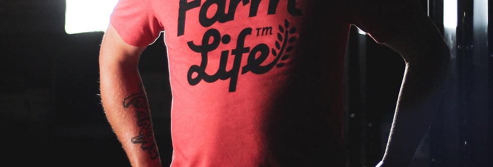 Retro Farm Life - Red