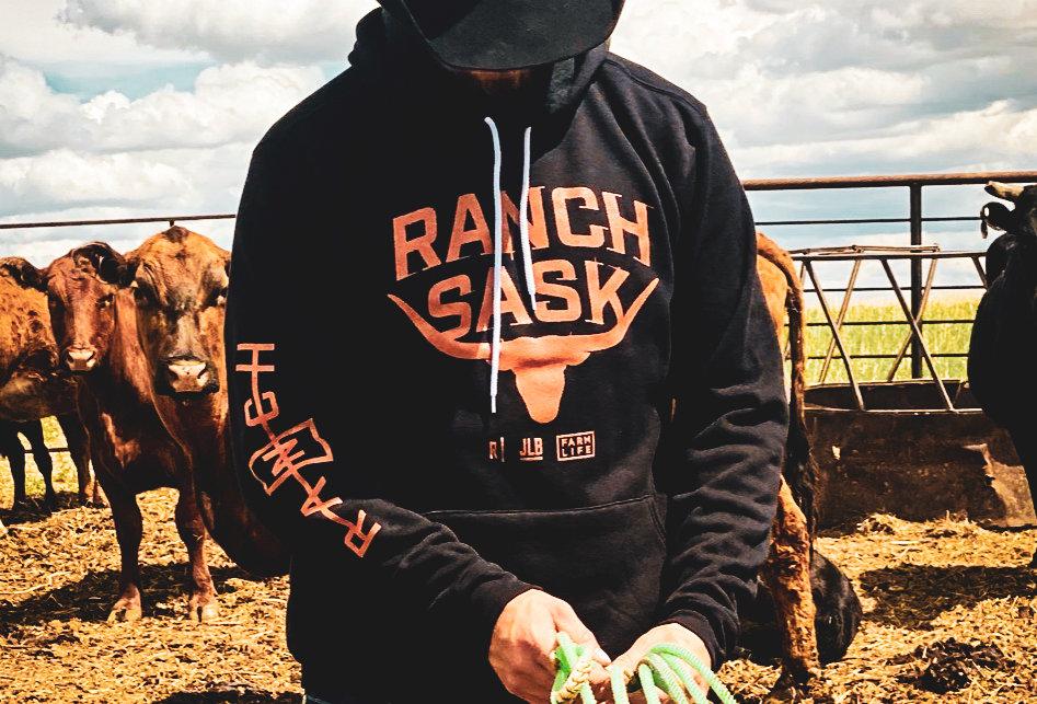 R  Ranch Sask Bunny Hug
