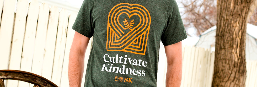 Cultivate Kindness - Heather Forest Unisex