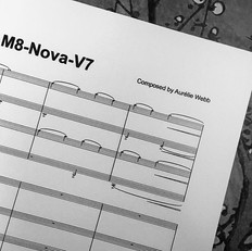 NOVA. New work for orchestra coming soon.