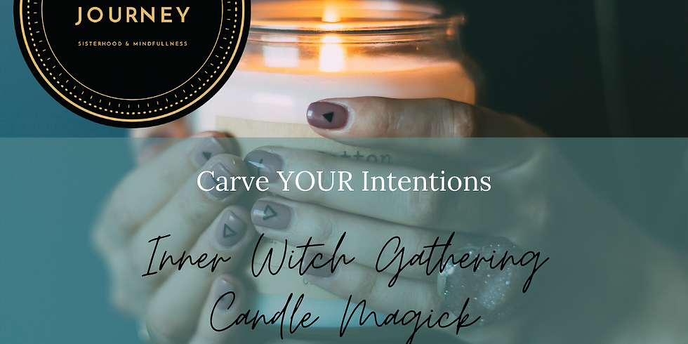 Inner Witch Candle Magick Gathering