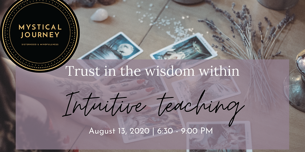 Intuitive Teaching