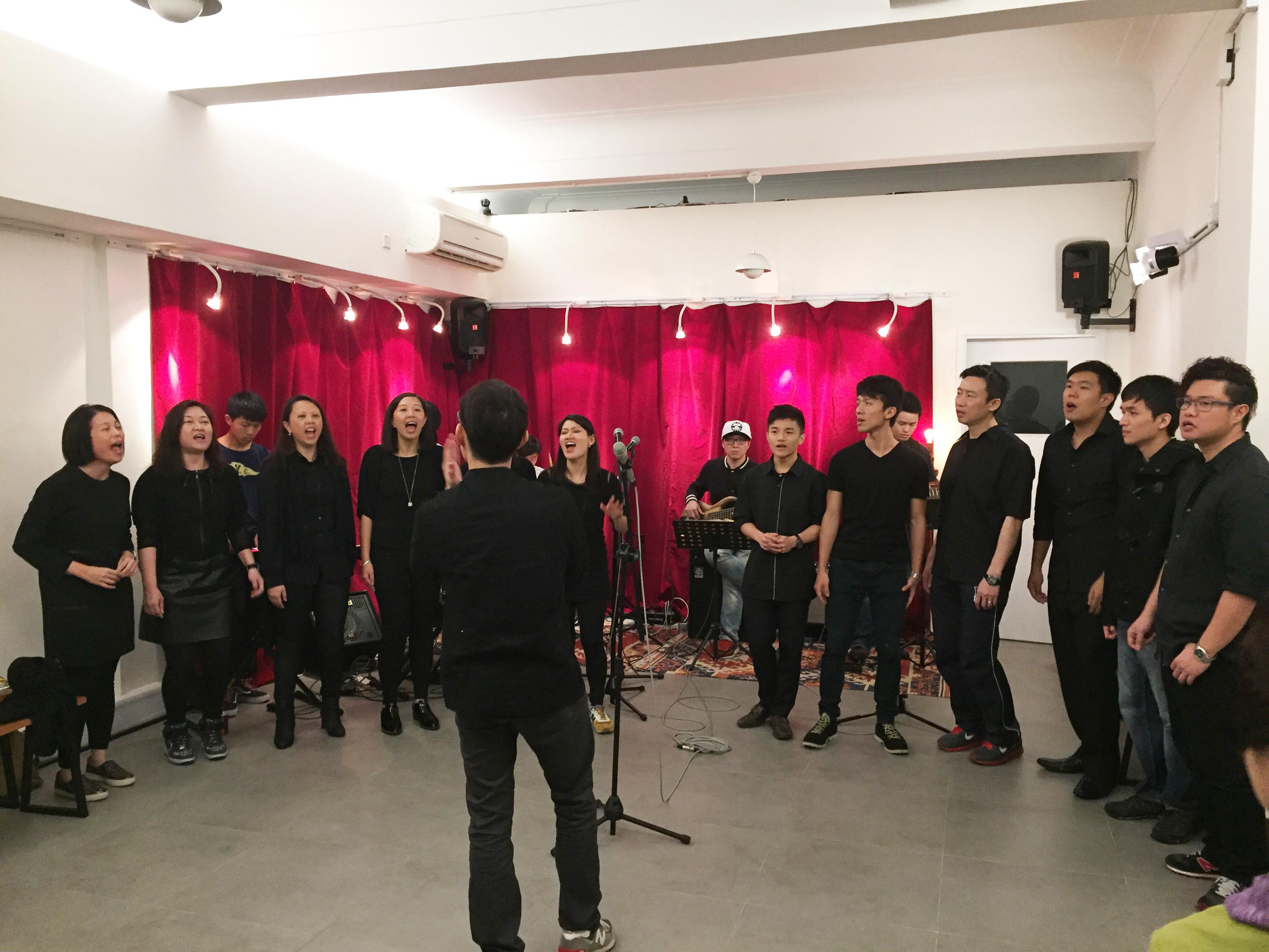 Takhoo Gospel Music Concert