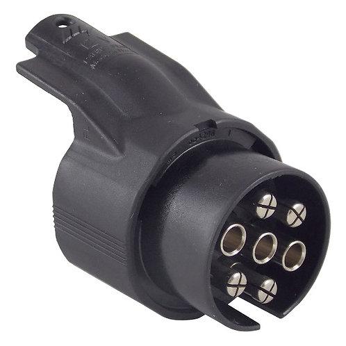 Adapter 12V. 7 auf 13-polig